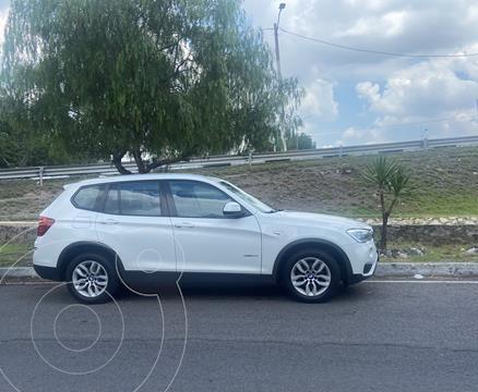 BMW X3 sDrive20iA usado (2016) color Blanco Alpine precio $330,000