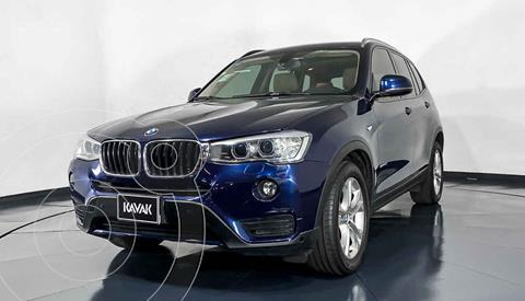 BMW X3 sDrive20i usado (2015) color Beige precio $332,999