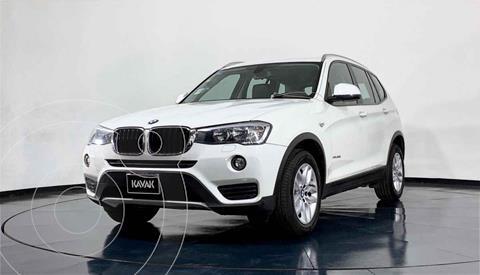 BMW X3 sDrive20iA Executive usado (2015) color Blanco precio $334,999