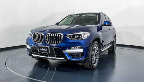 BMW X3 xDrive30iA X Line usado (2018) color Azul precio $672,999