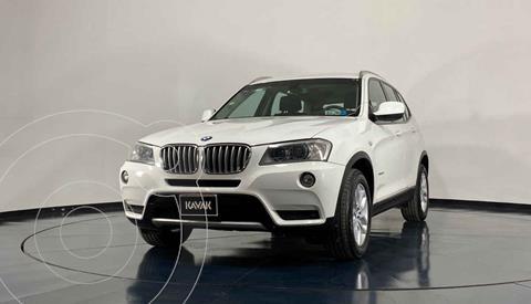 BMW X3 xDrive28iA usado (2013) color Blanco precio $296,999