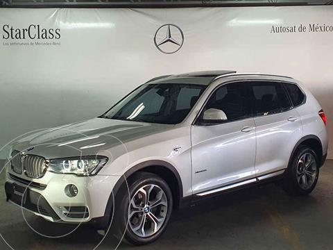 BMW X3 xDrive28iA X Line usado (2016) color Blanco precio $395,000