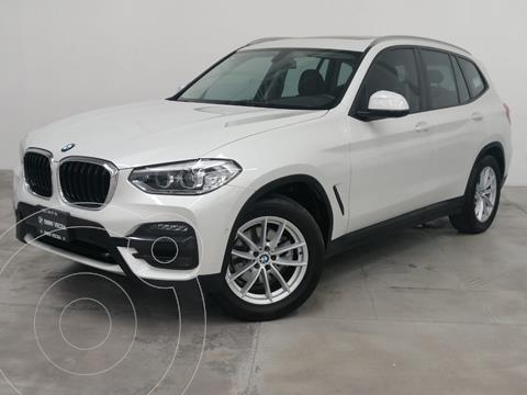 BMW X3 sDrive20iA usado (2020) color Blanco precio $755,000