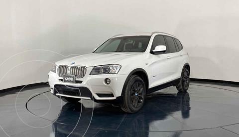 BMW X3 xDrive28iA M Sport usado (2014) color Blanco precio $319,999