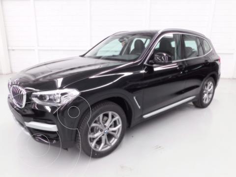 BMW X3 xDrive30iA X Line usado (2021) color Negro precio $1,378,400
