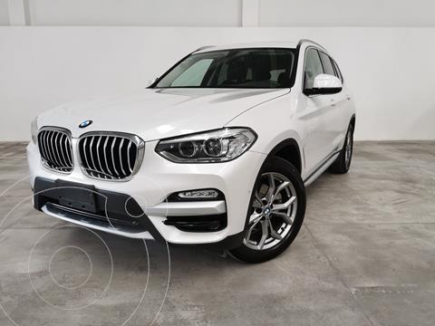 BMW X3 xDrive30iA X Line usado (2019) color Blanco precio $695,000