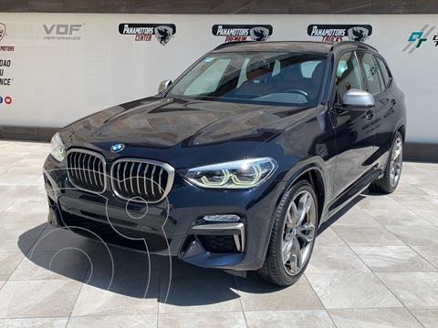 BMW X3 xDrive28iA Top usado (2019) color Negro precio $865,000