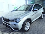 Foto venta Auto usado BMW X3 sDrive20iA color Plata precio $465,000