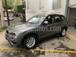 Foto venta Auto usado BMW X3 sDrive20iA (2017) color Gris precio $465,000