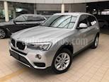 Foto venta Auto usado BMW X3 sDrive20iA (2017) color Plata precio $430,000