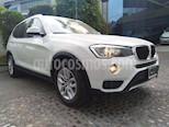 Foto venta Auto usado BMW X3 sDrive20iA (2015) color Blanco Alpine precio $340,000