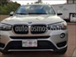 Foto venta Auto usado BMW X3 X3 SDRIVE20IA AUTOMATICO (2016) color Plata precio $399,000