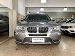 BMW X3 xDrive 20i Executive usado (2013) color Gris Titanio precio u$s23.000