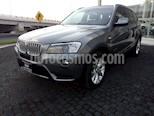 Foto venta Auto usado BMW X3 xDrive28iA Top (2014) color Gris precio $389,900