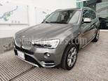 Foto venta Auto usado BMW X3 xDrive28iA X Line (2016) color Gris Space precio $490,000