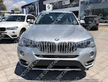 Foto venta Auto usado BMW X3 xDrive28iA X Line (2016) color Plata precio $495,000