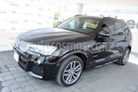 Foto venta Auto usado BMW X3 xDrive35iA M Sport (2016) color Negro precio $485,000