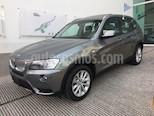 Foto venta Auto Seminuevo BMW X3 xDrive35iA Top (2014) color Gris Space precio $385,000