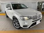 Foto venta Auto usado BMW X3 xDrive35iA X Line (2016) color Blanco Alpine precio $449,900