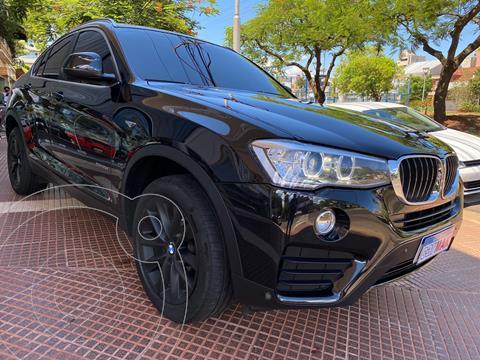 BMW X4 xDrive 20i Active usado (2018) color Negro precio $7.699.990