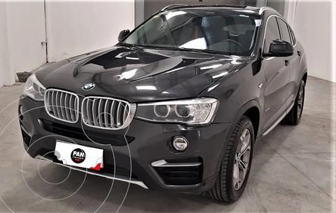 BMW X4 Xdrive 28i usado (2016) color Negro precio u$s48.500