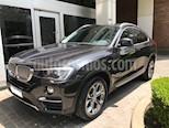 BMW X4 xDrive 28i xLine usado (2017) color Negro Zafiro precio u$s57.000