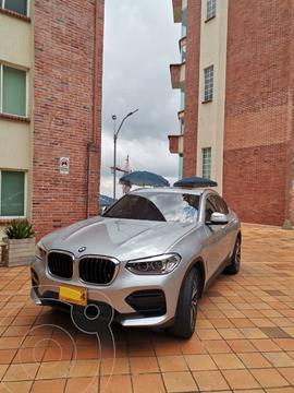 BMW X4 xDrive 30i Premium usado (2020) color Plata precio $184.000.000