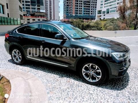 BMW X4 xDrive28i X Line Aut usado (2015) color Negro precio $380,000
