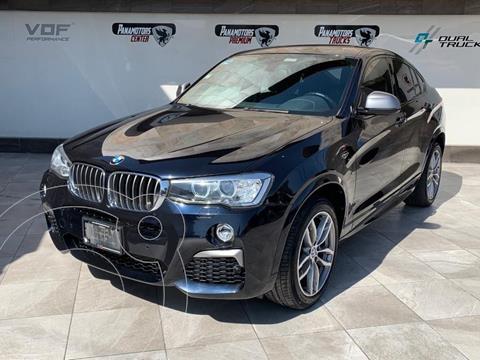 BMW X4 X4 M40iA Aut usado (2017) color Negro precio $665,000