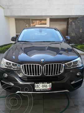 BMW X4 xDrive28i X Line Aut usado (2018) color Gris Mineral precio $545,000