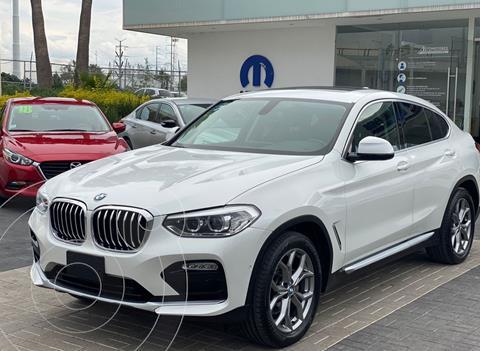 BMW X4 xDrive30iA X Line Aut usado (2020) color Blanco precio $899,000