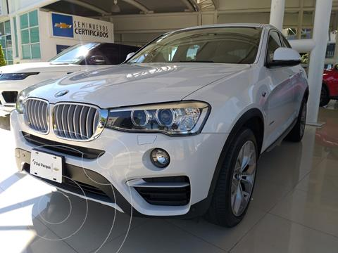BMW X4 X4 M40iA Aut usado (2016) color Blanco Mineral precio $520,000