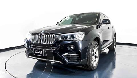BMW X4 xDrive28i X Line Aut usado (2017) color Negro precio $524,999