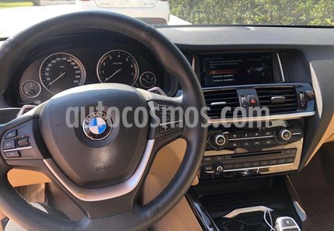 BMW X4 xDrive28i X Line Aut usado (2017) color Azul Imperial precio $540,000
