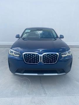 BMW X4 xDrive30iA X Line Aut usado (2022) color Azul precio $1,209,600