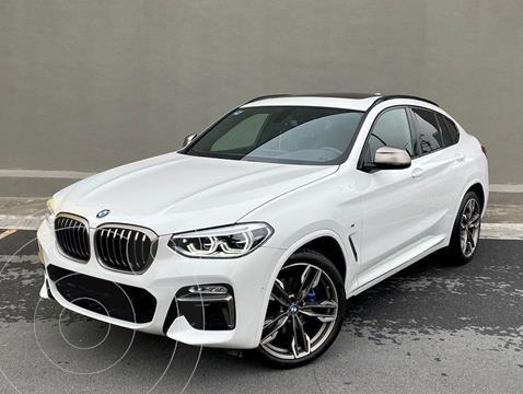 BMW X4 X4 M40iA Aut usado (2019) color Blanco precio $960,000