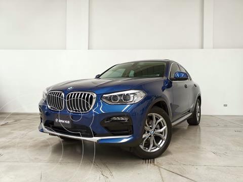 BMW X4 M40iA Aut usado (2020) color Azul precio $970,000