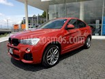 Foto venta Auto usado BMW X4 xDrive35i M Sport Aut (2016) color Rojo Melbourne precio $530,000