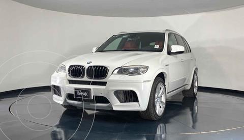 BMW X5 M 4.4L usado (2013) color Rojo precio $527,999