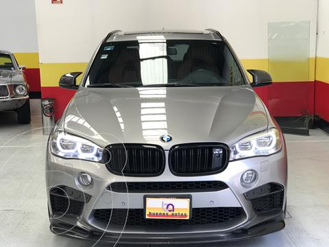 BMW X5 M 4.4L usado (2017) color Gris precio $1,087,900