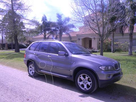 BMW X5 3.0iA Executive usado (2005) color Bronce precio u$s12.000
