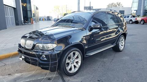 BMW X5 X 5  4.8IS PREMIUM usado (2005) color Negro precio u$s14.500