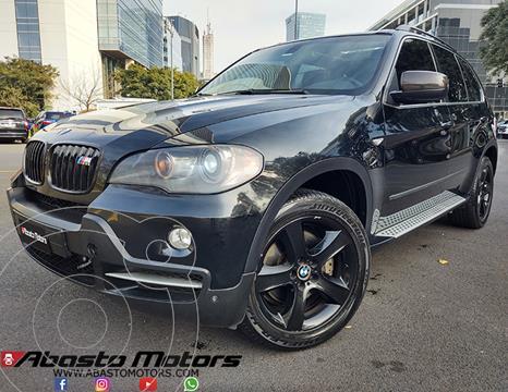 BMW X5 4.8is Premium Aut usado (2007) color Negro precio u$s17.900