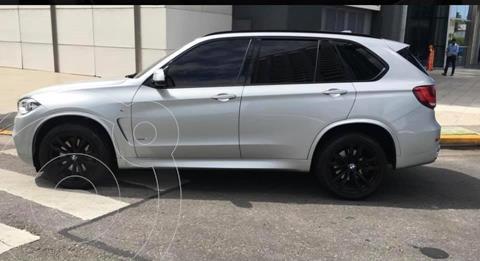BMW X5 xDrive 50i Premium usado (2016) color Gris Plata  precio u$s59.500