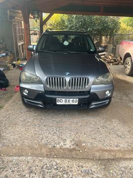 BMW X5 48iS  usado (2008) color Plata precio $10.500.000