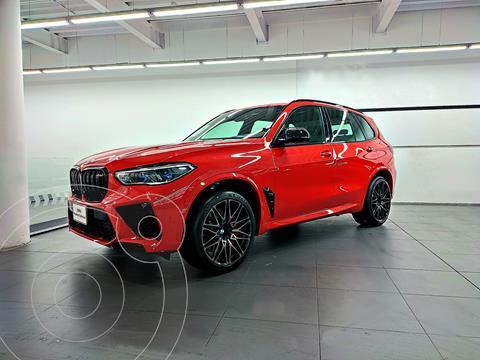 BMW X5 M50i usado (2022) color Rojo precio $641.000.000