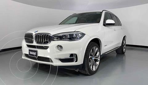BMW X5 xDrive 35ia  usado (2014) color Blanco precio $489,999