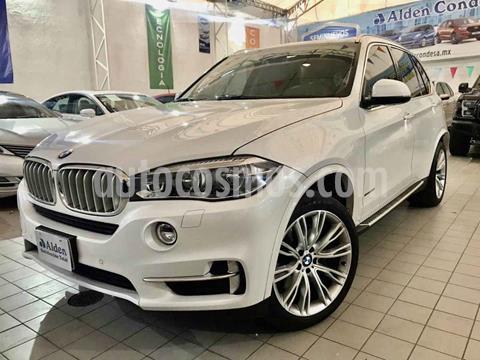 foto BMW X5 xDrive50iA Excellence usado (2018) color Blanco precio $770,000