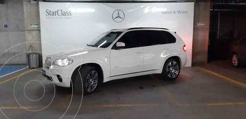 BMW X5 xDrive50iA M Sport usado (2013) color Blanco precio $358,000