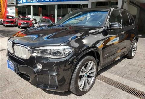 BMW X5 xDrive50iA Excellence usado (2017) color Negro precio $689,000